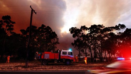Fires NSW