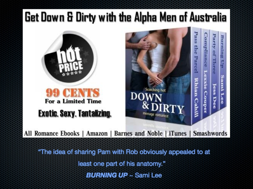Down and Dirty Special with quote